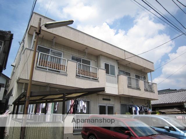 埼玉県さいたま市中央区、与野本町駅徒歩15分の築29年 2階建の賃貸アパート