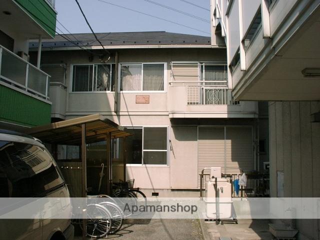 埼玉県さいたま市浦和区、与野駅徒歩7分の築30年 2階建の賃貸アパート