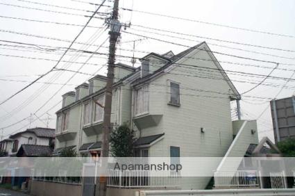 埼玉県さいたま市浦和区、与野駅徒歩13分の築27年 2階建の賃貸アパート