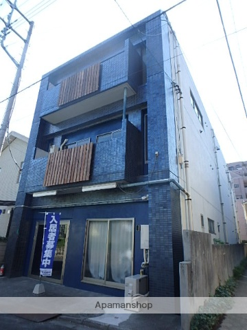埼玉県さいたま市浦和区、与野駅徒歩12分の築22年 3階建の賃貸マンション