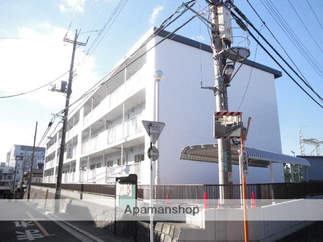 埼玉県さいたま市浦和区、南浦和駅徒歩20分の築30年 3階建の賃貸マンション
