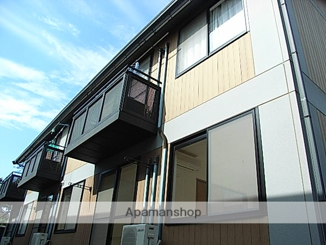 埼玉県さいたま市中央区、与野駅徒歩10分の築20年 2階建の賃貸アパート