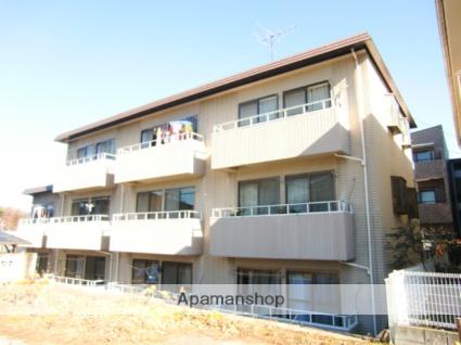埼玉県さいたま市浦和区、与野駅徒歩18分の築27年 3階建の賃貸マンション