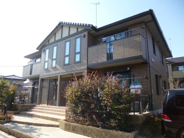 埼玉県さいたま市緑区、与野駅徒歩44分の築5年 2階建の賃貸アパート