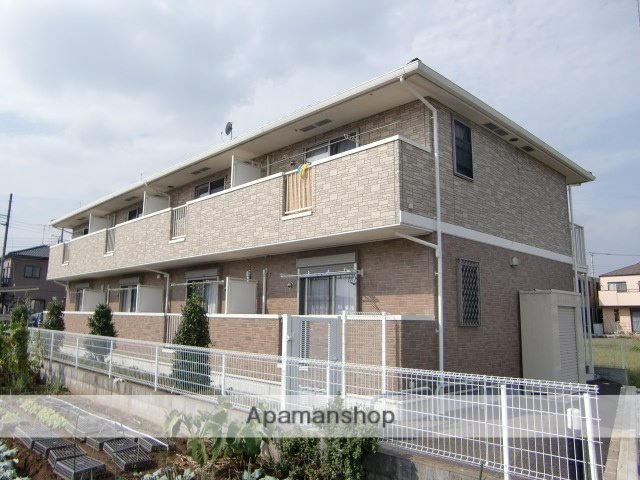 埼玉県さいたま市緑区、与野駅徒歩42分の築9年 2階建の賃貸アパート