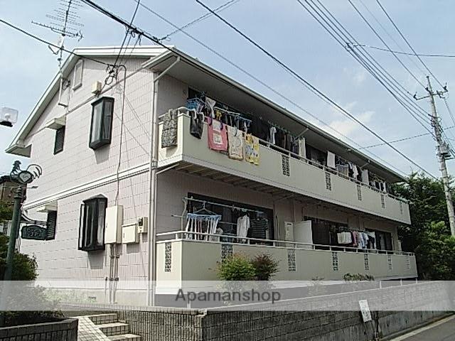 埼玉県さいたま市緑区、東浦和駅バス8分松ノ木下車後徒歩3分の築21年 2階建の賃貸アパート