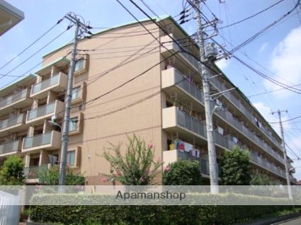 埼玉県さいたま市浦和区、与野駅徒歩12分の築16年 5階建の賃貸マンション
