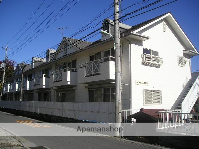 埼玉県さいたま市桜区、南与野駅徒歩25分の築28年 2階建の賃貸アパート