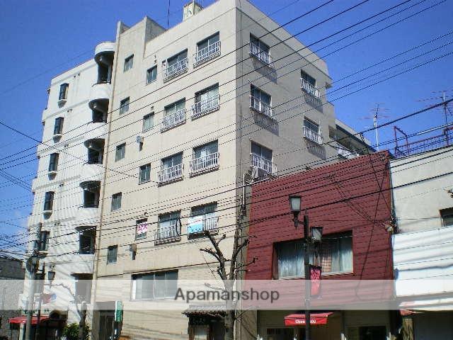 埼玉県さいたま市浦和区、浦和駅徒歩11分の築42年 6階建の賃貸マンション