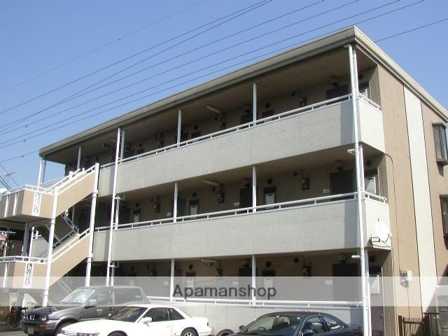 埼玉県さいたま市浦和区、浦和駅徒歩13分の築25年 3階建の賃貸マンション