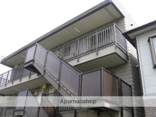 埼玉県さいたま市浦和区、北浦和駅徒歩24分の築26年 3階建の賃貸マンション