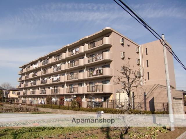 埼玉県さいたま市浦和区、与野駅徒歩36分の築19年 5階建の賃貸マンション