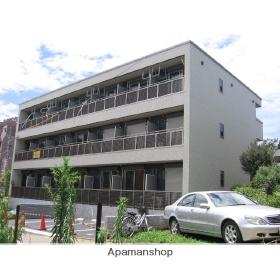 埼玉県さいたま市浦和区、武蔵浦和駅徒歩16分の築9年 3階建の賃貸マンション