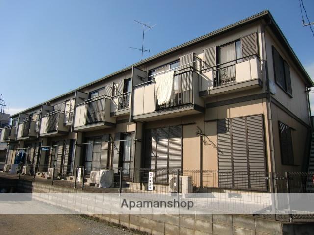 埼玉県さいたま市桜区、与野本町駅徒歩19分の築24年 2階建の賃貸アパート