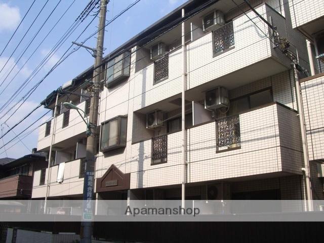 埼玉県さいたま市浦和区、北浦和駅徒歩3分の築28年 3階建の賃貸マンション