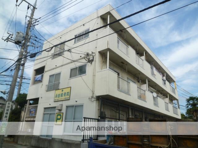 埼玉県さいたま市緑区、東浦和駅バス12分区役所入り口下車後徒歩1分の築30年 3階建の賃貸マンション