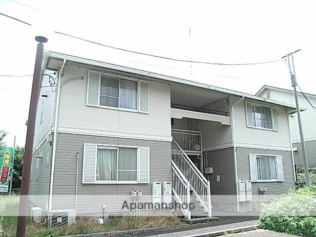 埼玉県さいたま市緑区、東浦和駅バス7分芝原下車後徒歩5分の築22年 2階建の賃貸アパート