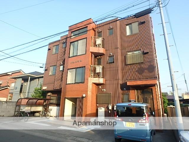 埼玉県さいたま市北区、宮原駅徒歩8分の築31年 3階建の賃貸マンション