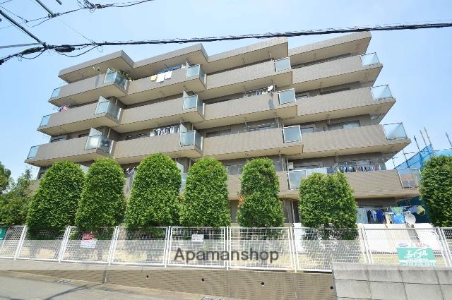 埼玉県さいたま市大宮区、大宮駅徒歩20分の築25年 5階建の賃貸マンション