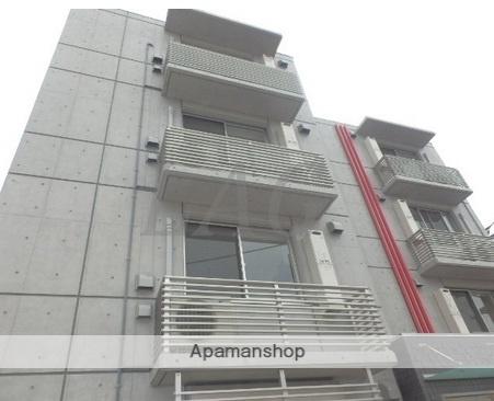 埼玉県さいたま市大宮区、大宮駅徒歩10分の築2年 4階建の賃貸マンション