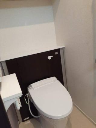 クラリスフィールド[1K/27.29m2]のトイレ