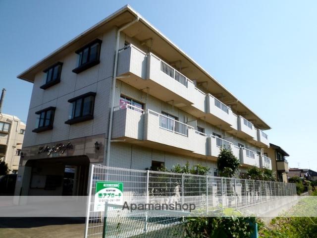 埼玉県さいたま市西区、指扇駅徒歩6分の築31年 3階建の賃貸マンション