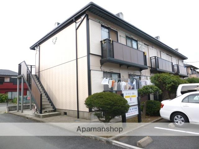 埼玉県さいたま市西区、指扇駅徒歩42分の築22年 2階建の賃貸アパート