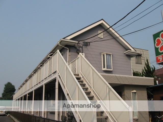 埼玉県さいたま市西区、指扇駅徒歩3分の築24年 2階建の賃貸アパート