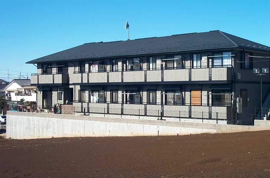 埼玉県さいたま市中央区、与野本町駅徒歩16分の築17年 2階建の賃貸アパート
