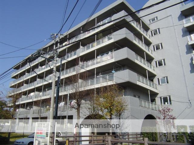 埼玉県さいたま市北区、日進駅徒歩20分の築24年 6階建の賃貸マンション