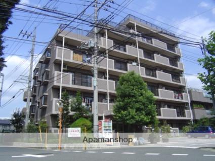 埼玉県さいたま市北区、東宮原駅徒歩14分の築20年 6階建の賃貸マンション