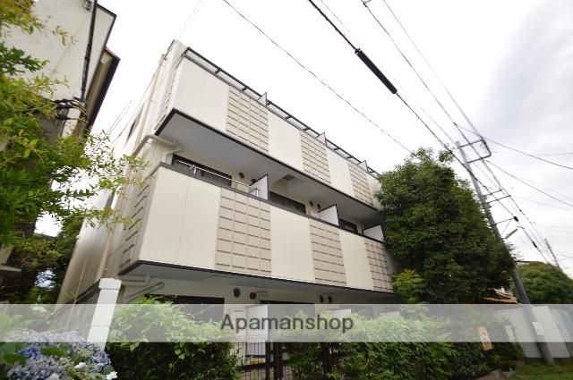 埼玉県さいたま市大宮区、大宮駅徒歩7分の築16年 3階建の賃貸マンション