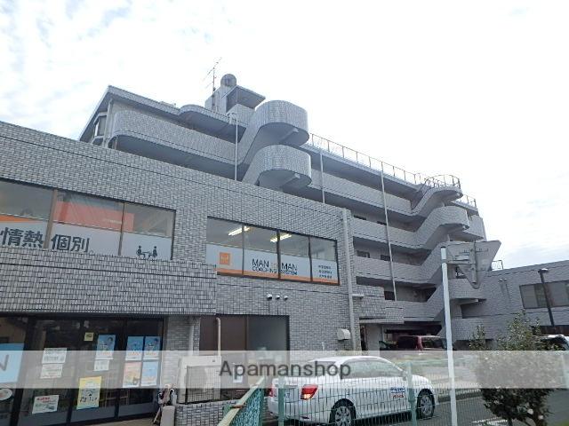 埼玉県上尾市、上尾駅徒歩25分の築27年 6階建の賃貸マンション