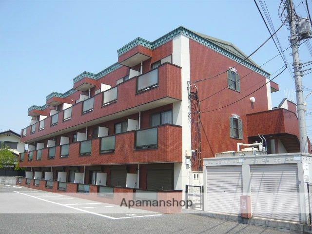 埼玉県上尾市、上尾駅徒歩9分の築15年 3階建の賃貸マンション