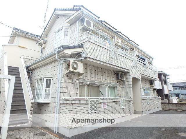 埼玉県上尾市、上尾駅徒歩7分の築29年 2階建の賃貸アパート
