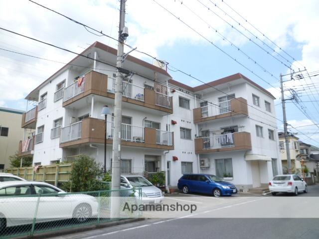埼玉県上尾市、宮原駅徒歩28分の築30年 3階建の賃貸マンション