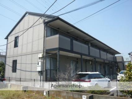埼玉県上尾市、上尾駅徒歩9分の築15年 2階建の賃貸アパート