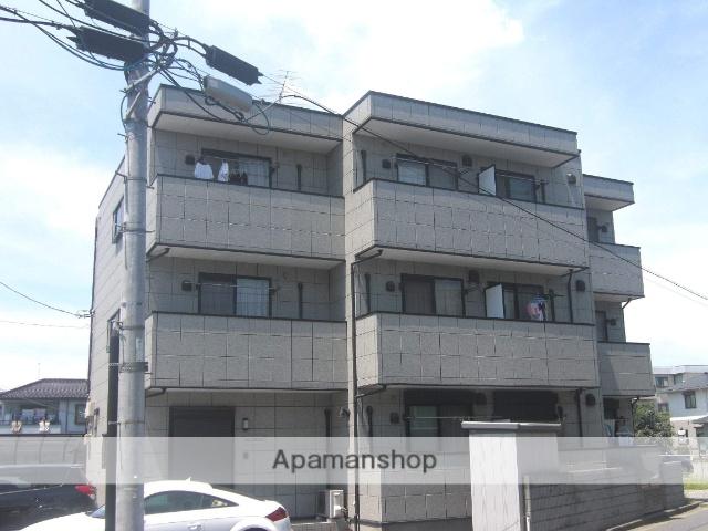 埼玉県上尾市、上尾駅徒歩7分の築11年 3階建の賃貸マンション