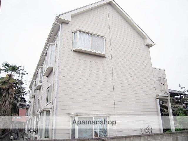 埼玉県桶川市、北上尾駅徒歩34分の築25年 2階建の賃貸アパート