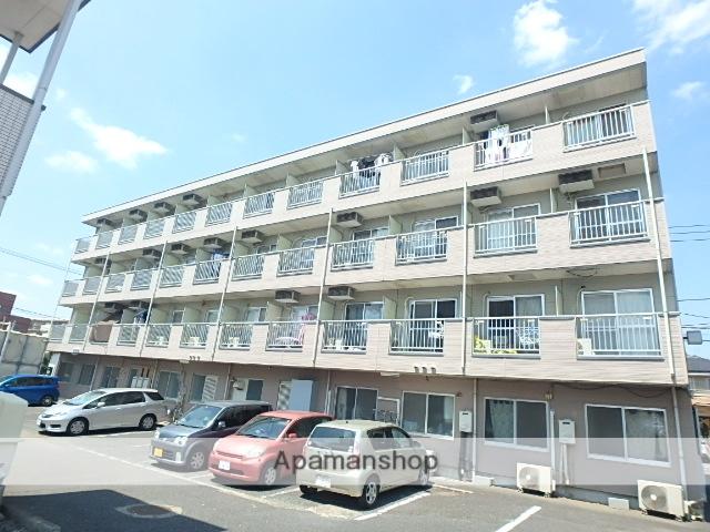 埼玉県北本市、北本駅徒歩6分の築22年 4階建の賃貸マンション