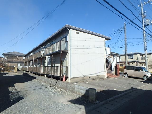 埼玉県北本市、北本駅徒歩14分の築35年 2階建の賃貸アパート