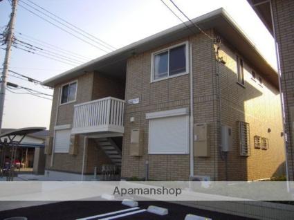 埼玉県北足立郡伊奈町、羽貫駅徒歩18分の築9年 2階建の賃貸アパート