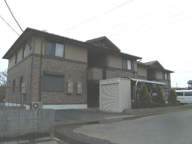 埼玉県北本市、北本駅徒歩11分の築14年 2階建の賃貸アパート