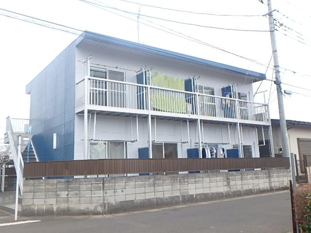 埼玉県上尾市、上尾駅徒歩30分の築24年 2階建の賃貸アパート