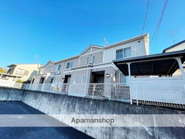 埼玉県鴻巣市、北本駅徒歩74分の築14年 2階建の賃貸アパート