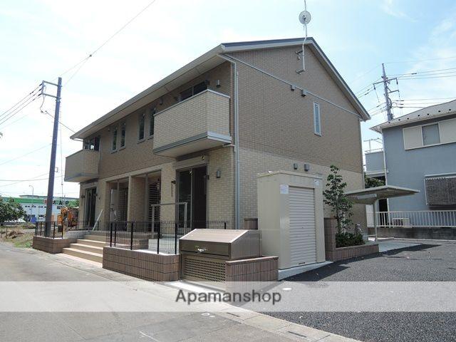 埼玉県上尾市、指扇駅徒歩128分の築2年 2階建の賃貸アパート