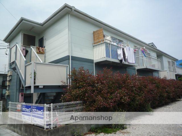埼玉県上尾市、宮原駅徒歩27分の築22年 2階建の賃貸アパート