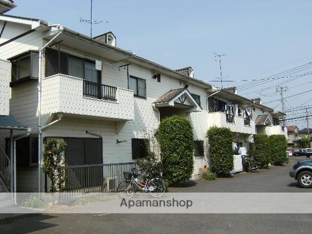 埼玉県桶川市、北上尾駅徒歩25分の築28年 2階建の賃貸アパート