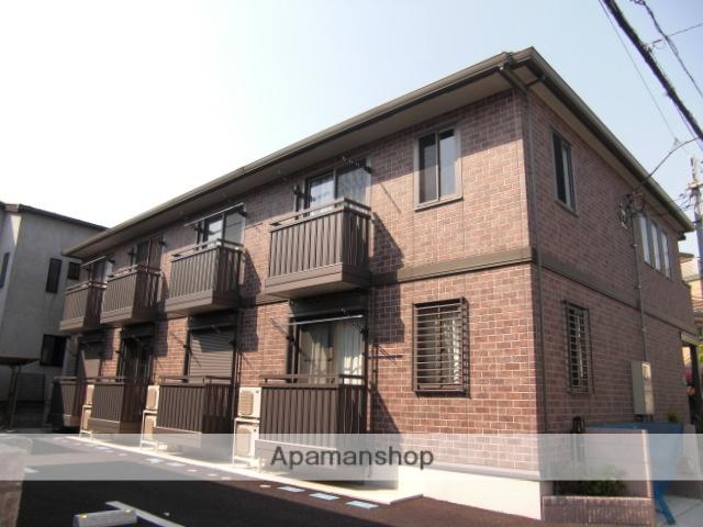 埼玉県上尾市、上尾駅徒歩10分の築8年 2階建の賃貸アパート