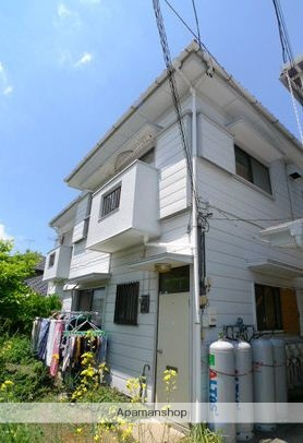 埼玉県鴻巣市、北本駅徒歩50分の築32年 2階建の賃貸アパート